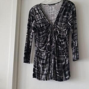 Cable & Gauge size M blouse